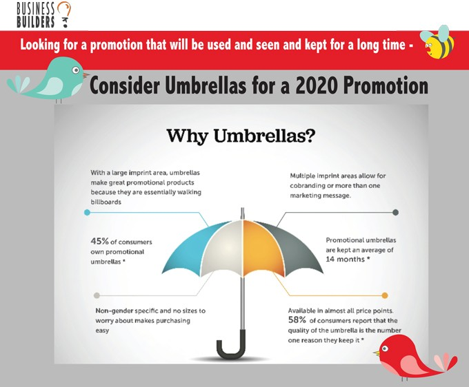 Why Umbrellas?
