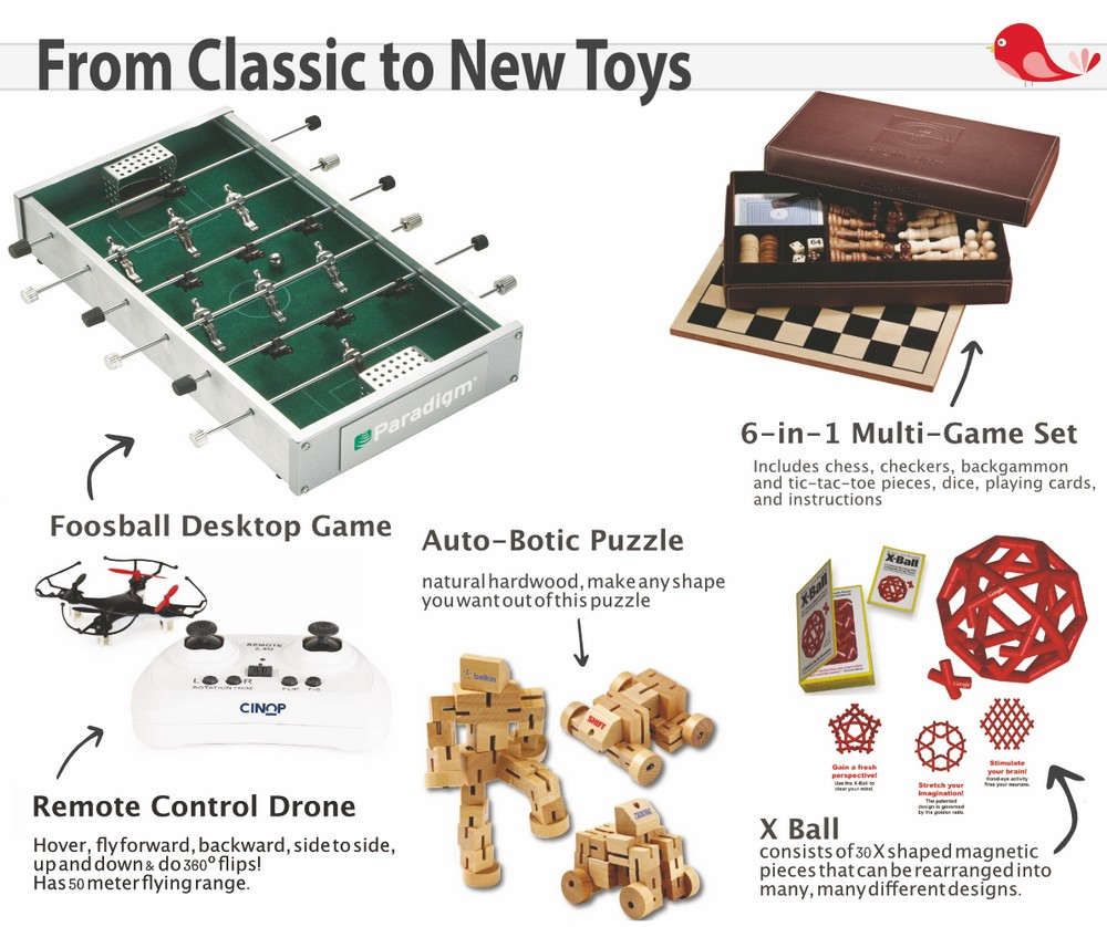 Fun and Games from Classic to New!