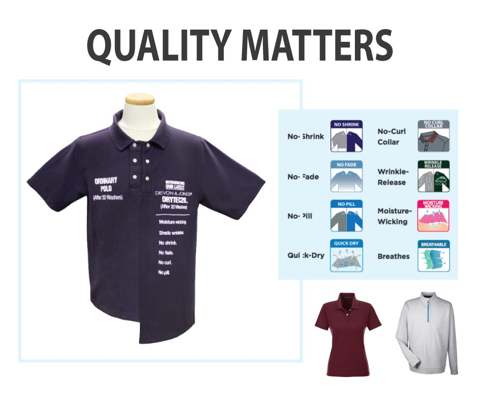 Quality Considerations for Shirts