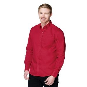 Men's Regal Long Sleeve Button Down Shirt