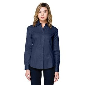 Women's Regal Long Sleeve Button Down Shirt