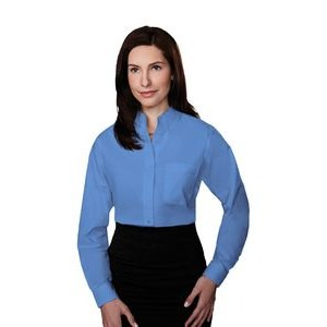 Women's Echo Classic Oxford Long Sleeve Dress Shirt